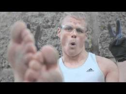 The Barefoot Runner