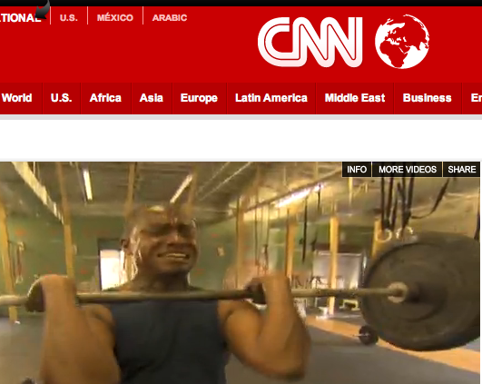 CrossFit CNN