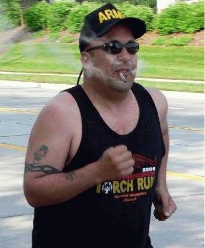 Smoking-while-Running
