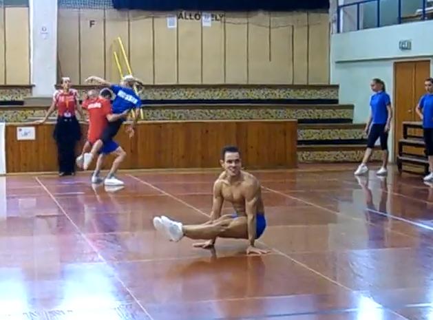 Danila Shokhin Reebok CrossFit 12.1 Leader