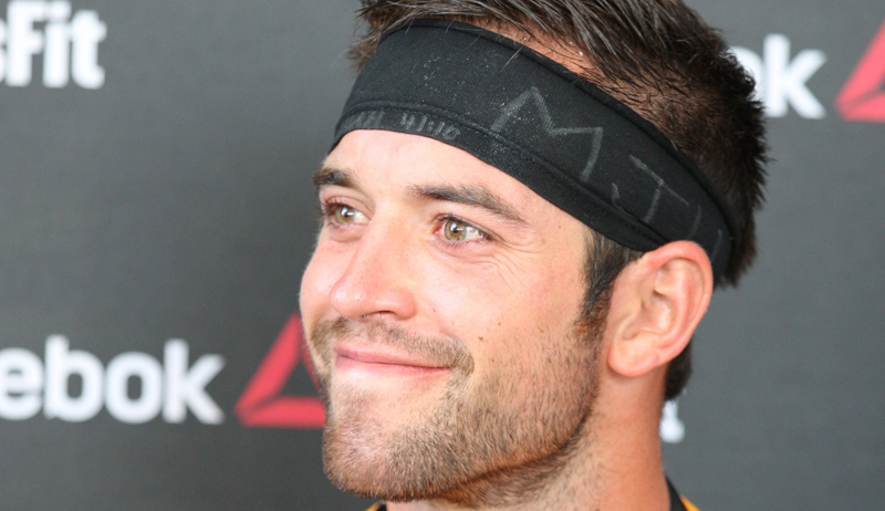 Rich Froning Jr CrossFit Games