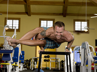 Bob Harper CrossFit Interview