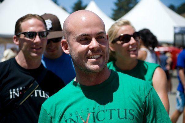 CJ Martin CrossFit Invictus
