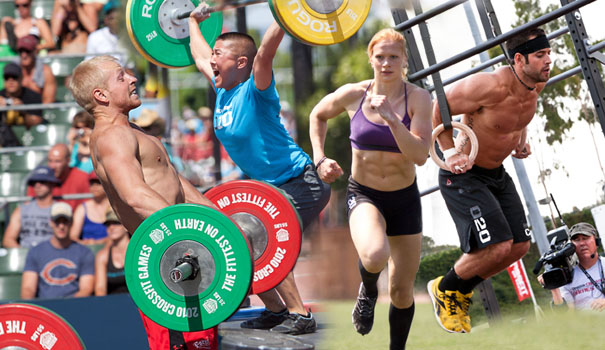 CrossFit Rankings