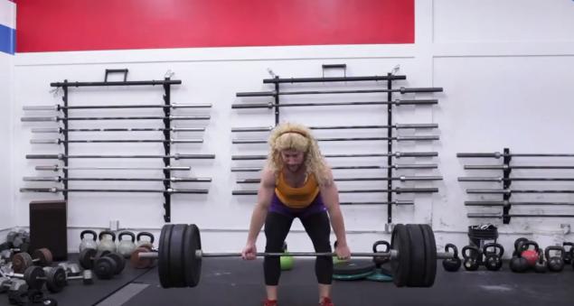 Sh*t CrossFit Girls Say