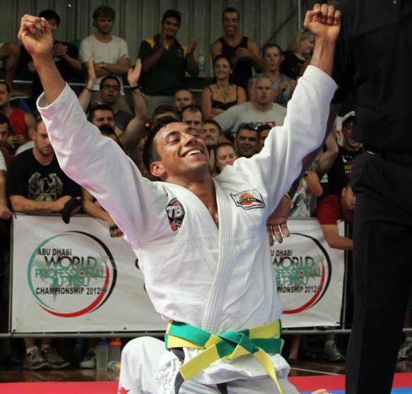 Thiago Braga World Professional Jiu Jitsu Championship Australia Trials