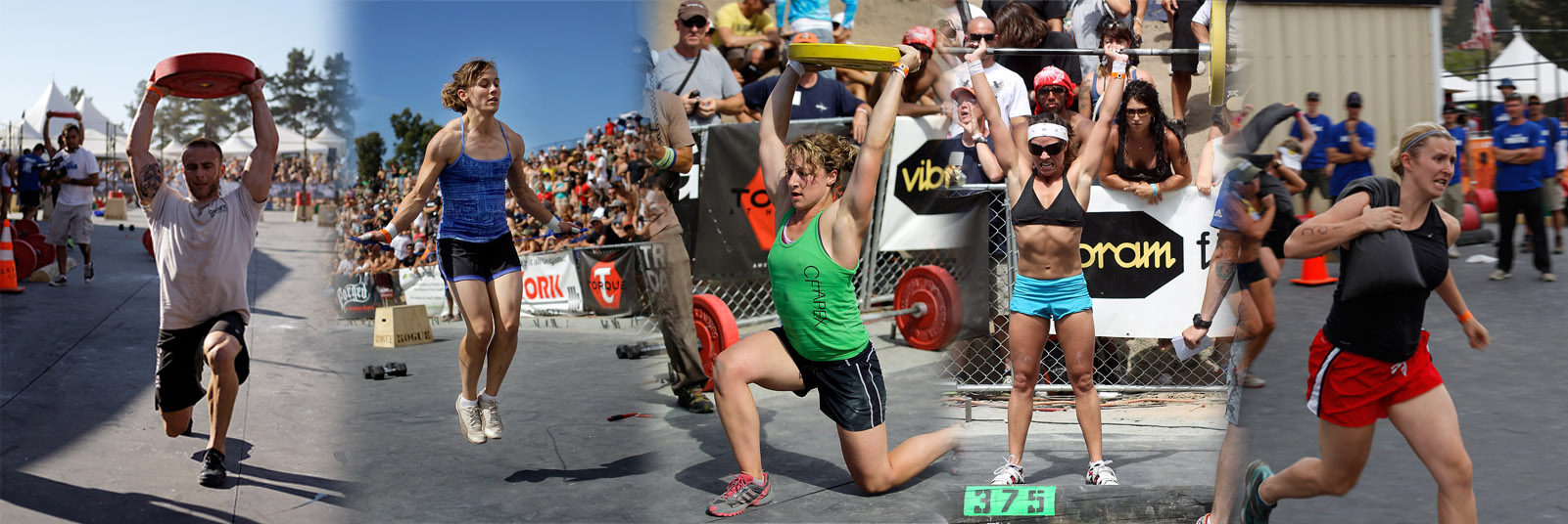 2012 CrossFit Games Open: Regional Winners