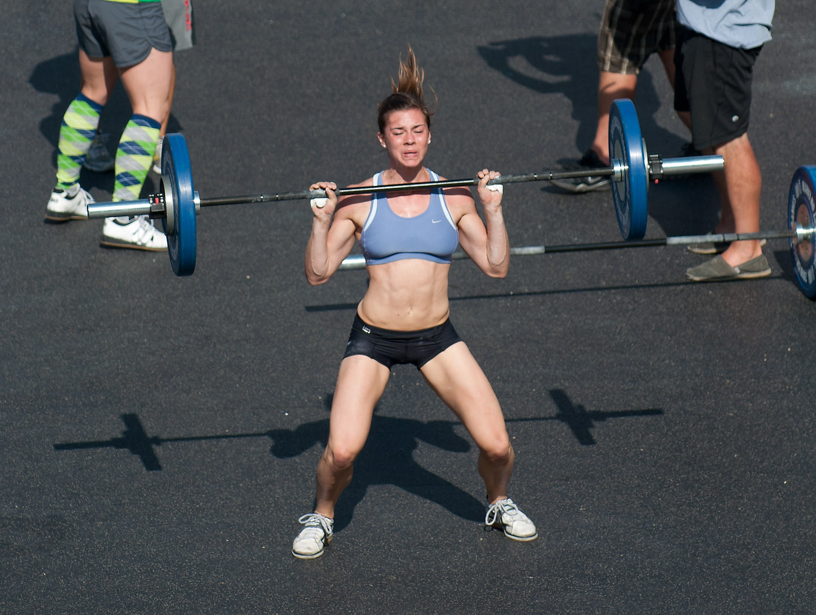 Julie Foucher 2010 CrossFit Games