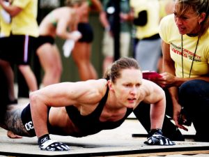 Sam Briggs Pulls out of CrossFit Games