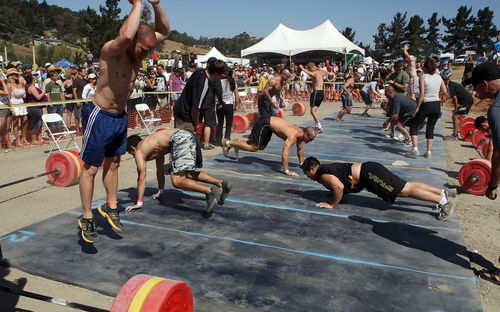 CrossFit Games Regionals