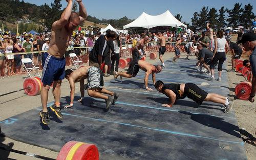 CrossFit Games Regionals