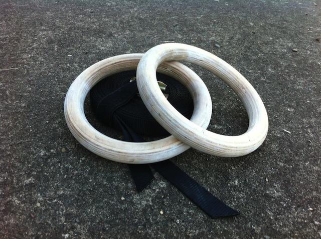 Fringe Sport Rings