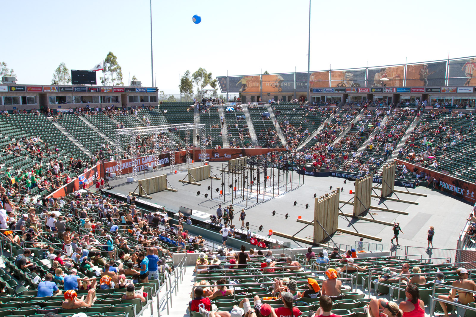 CrossFit Games Tickets on Sale Tuesday 17th April 2012