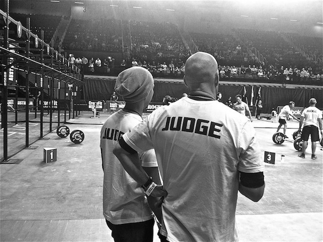 CrossFit Judge