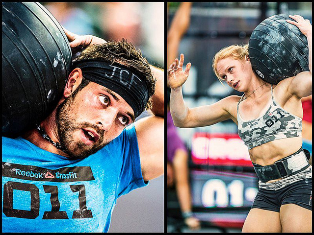 2012 CrossFit Games Highlights