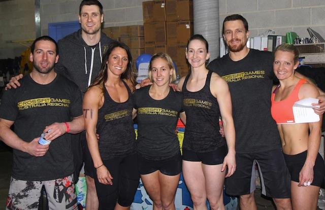 The-Schwartz-CrossFit-team