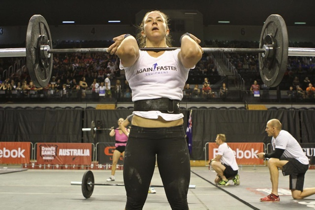Kara Gordon at the Australian Regionals
