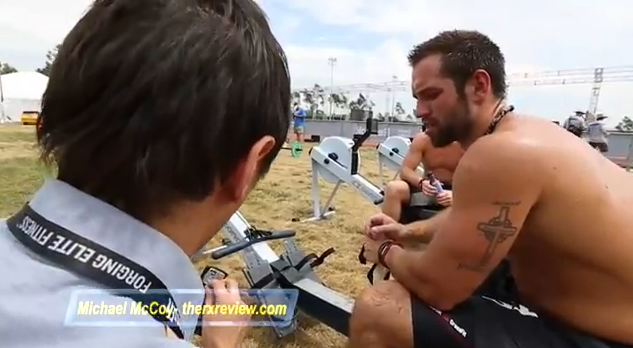 2012 CrossFit Games Behind the Scenes