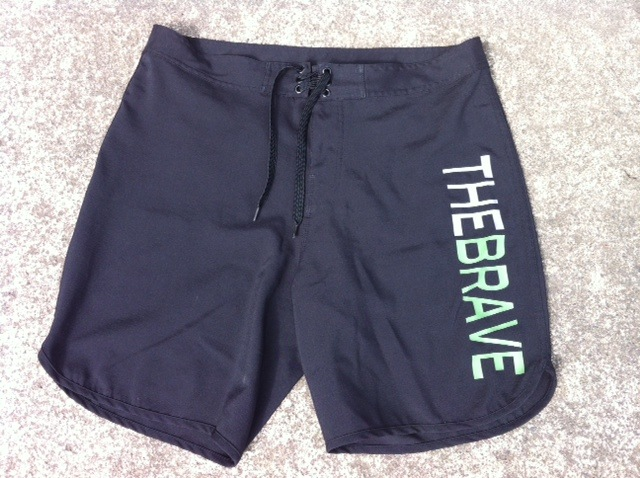 The Brave Mens Workout Shorts
