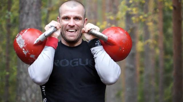 Mikko Salo Training