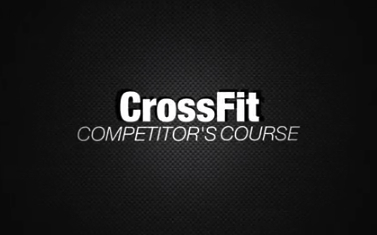 CrossFit COmpetitors course