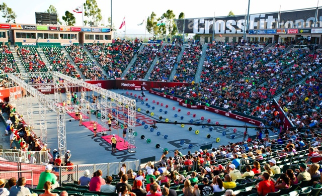 Top 10 CrossFit Games Moments in 2012