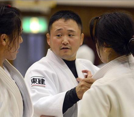 Ryuji Sonoda Japanese Judo
