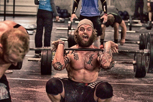 Joshua Page CrossFit