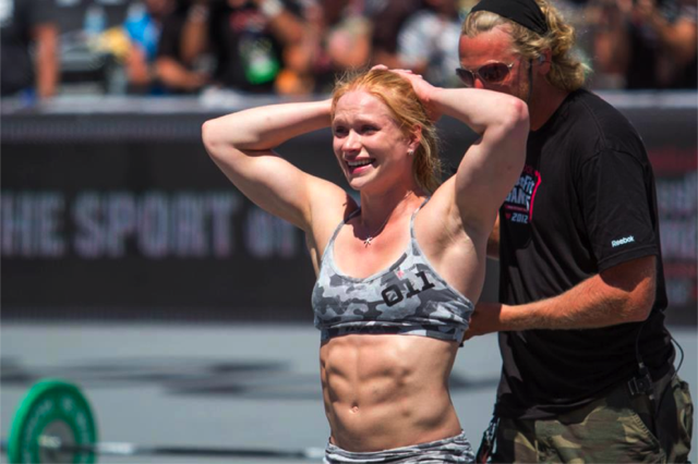 Annie Thorisdottir Has Injured Her Back