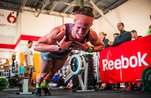Danielle Sidell 13.2 Score Rejected (Image Source: CrossFit Facebook Page)