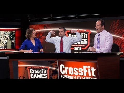 Video thumbnail for youtube video The CrossFit Games Update Show: April 16, 2013