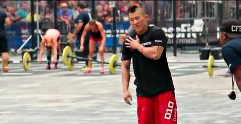 Video thumbnail for youtube video 2010 CrossFit Champion Kristan Clever Talks About Her Injury