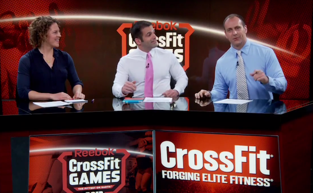 CrossFit Games Update May 3 2013