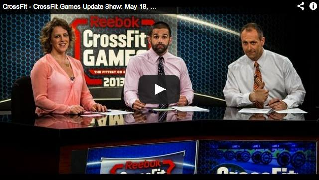 CrossFit Games Update Show