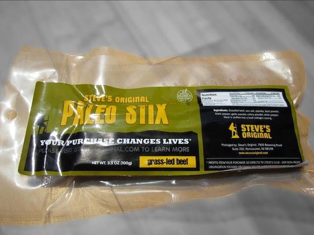 Steves Original Paleo Sticks