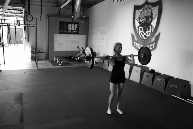 Emma Nicole CrossFit Rx'D