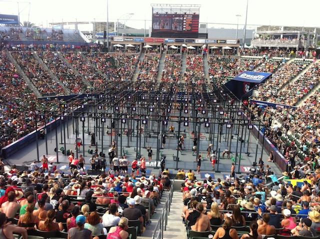 2013 CrossFit Games - Day 2 Recap