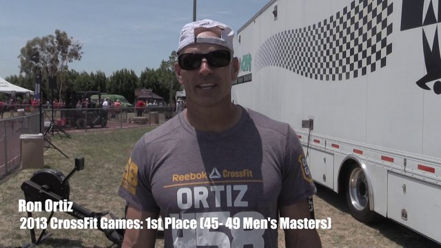 Video thumbnail for vimeo video Ron Ortiz: Winner - 45-49 Mens Masters Division