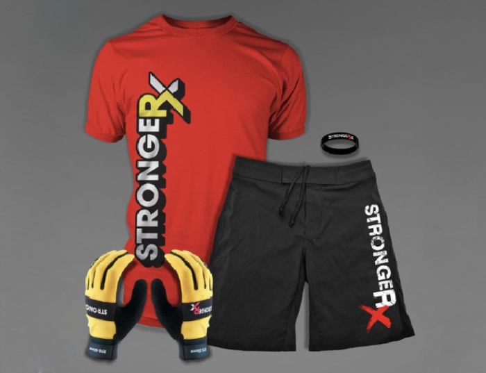 StrongerRx 'CrossFit Men's Kit'
