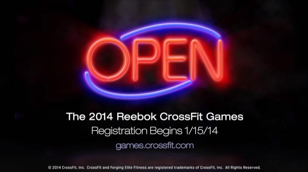2014 CrossFIt Open