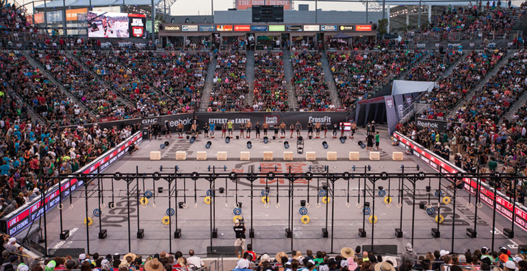 CrossFit Games Open 2014