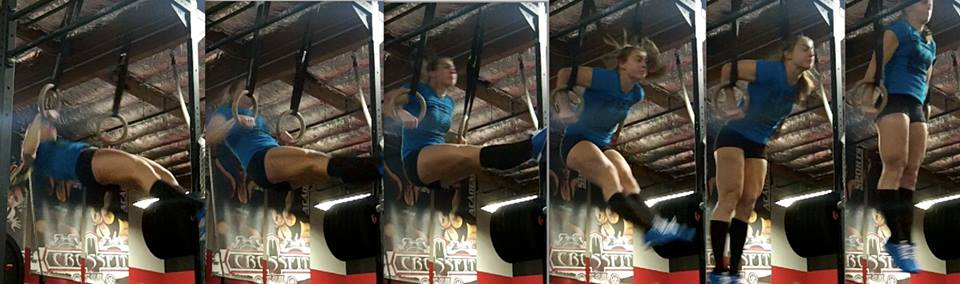 Muscle-Up Progression