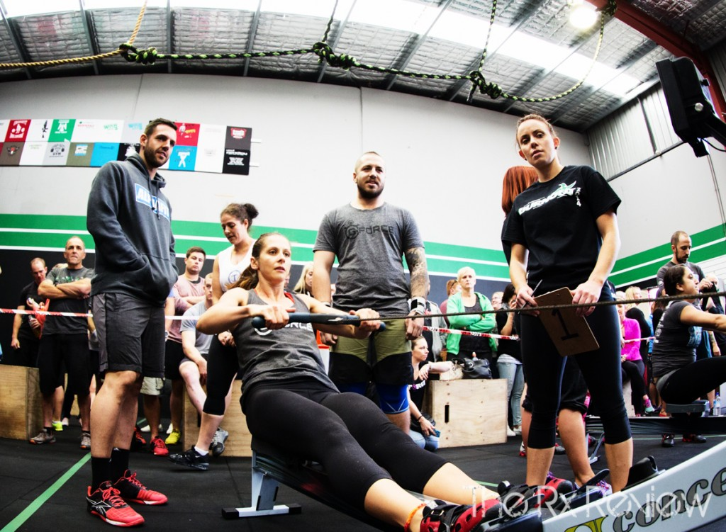 Rows confidence crossfit gym