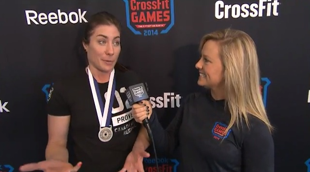 2014 CrossFit Regionals Week 1