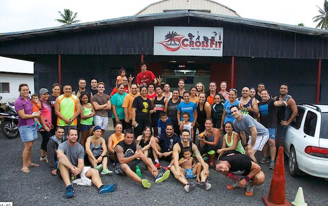 Tumuora CrossFit