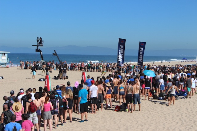 2014 CrossFit Games- The Beach Event
