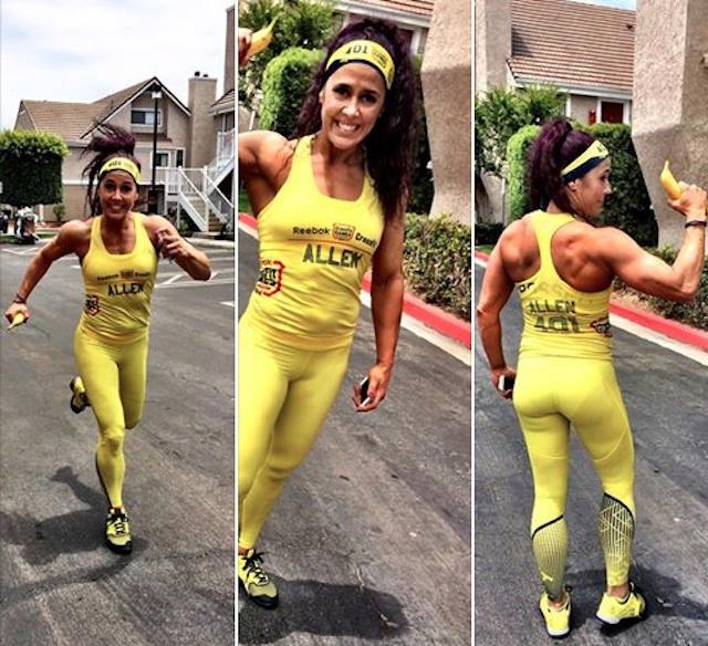 Amanda Allen 2014 CrossFit Games