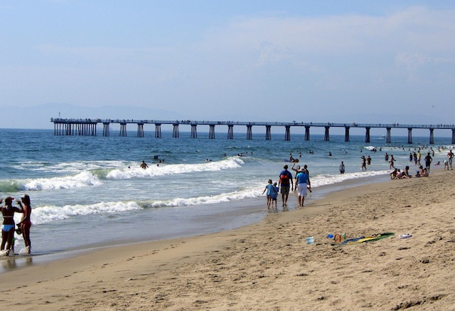 Hermosa Beach Pier