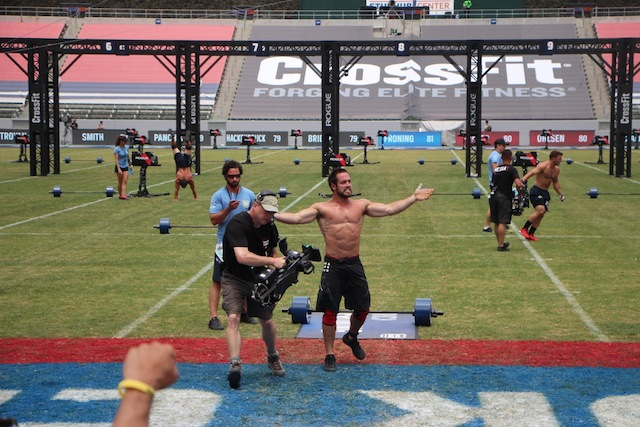 2014 CrossFit Games Day 4