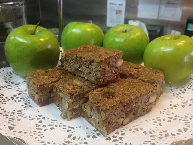 Paleo Recipes: Apple Bars